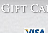 Gift Card Mall Visa Gift Card